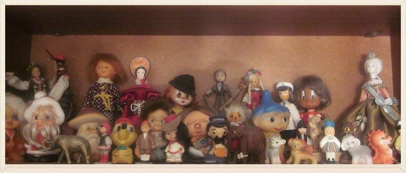 Наши коллекции. Хранение и экспозиция в интерьере