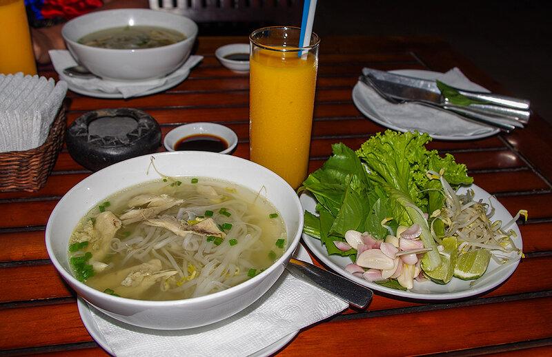 Знаменитый суп фо