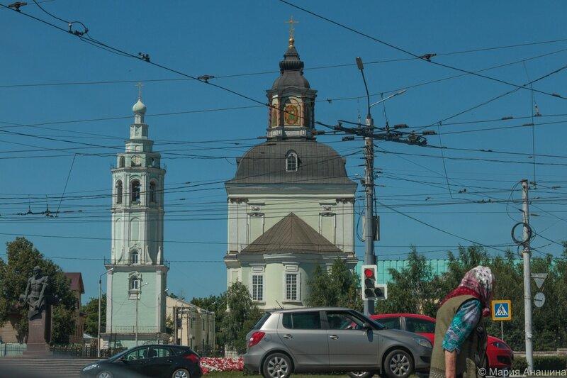 Храм Николы Зарецкого, Тула