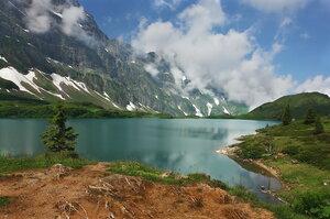 сказка горного озера