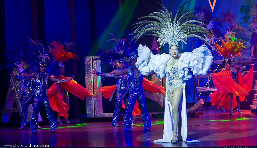 3. Представление в кабаре Alcazar Cabaret Pattaya. Что интересного можно увидеть, отдыхая в Паттайе в Таиланде.