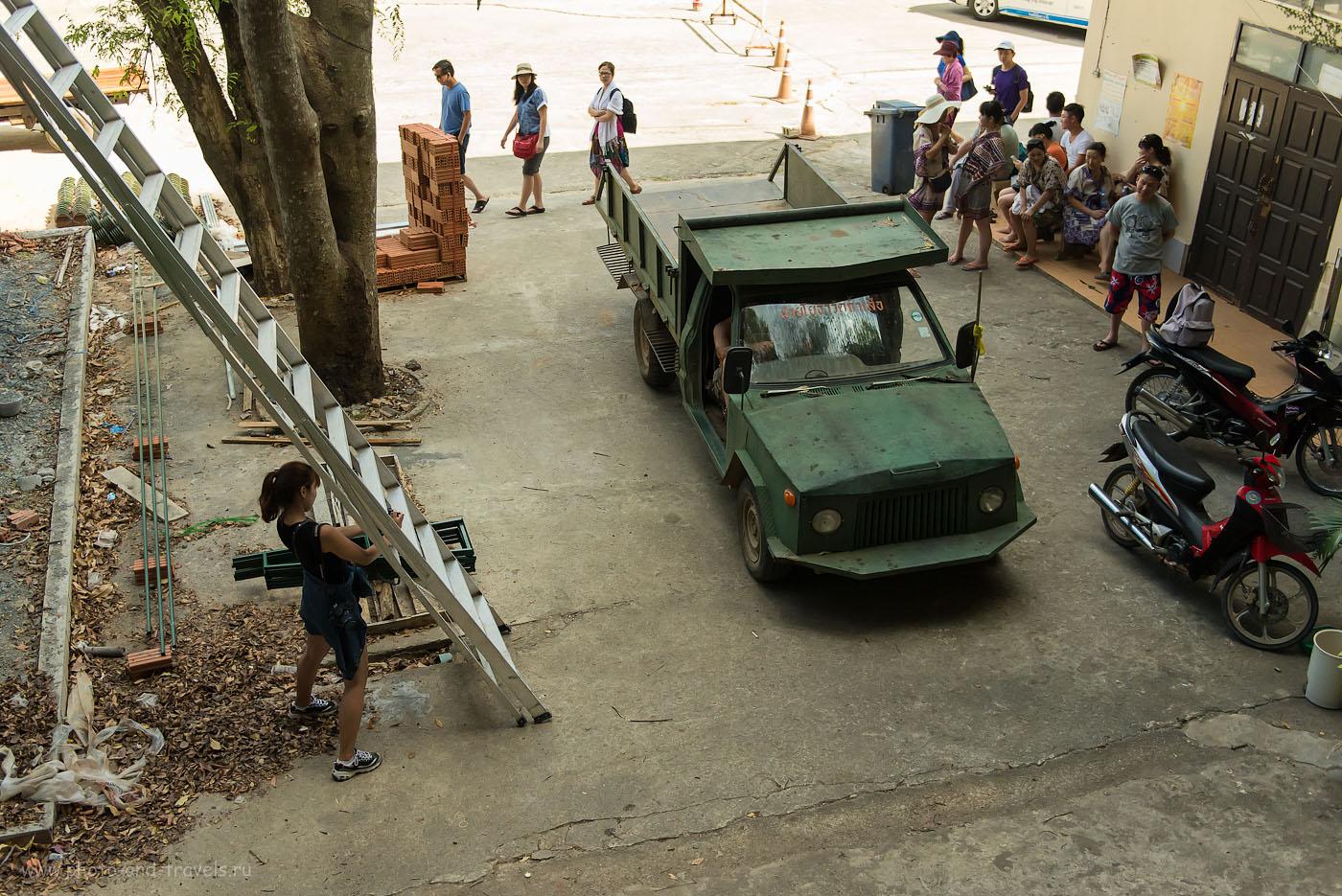 Фото 6. Поездка в Tiger Cave Temple в Краби. Отзывы об отдыхе в Таиланде самостоятельно. Драндулет и японка (2000, 35, 2.8, 1/4000)