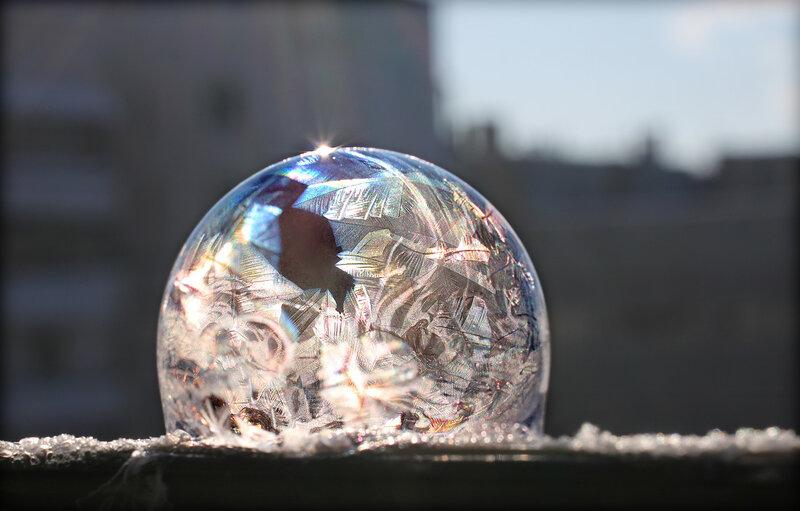4. Жил-был на морозе пузырь. Биография.