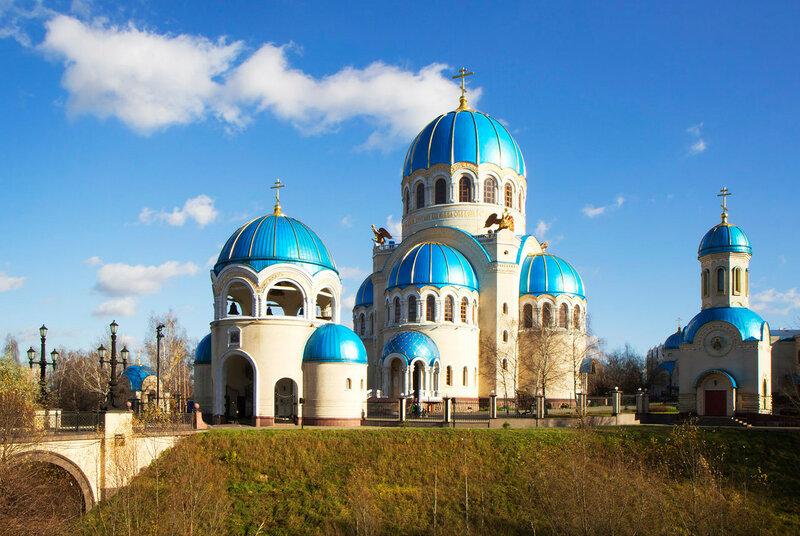 Храм в Орехово-Борисово