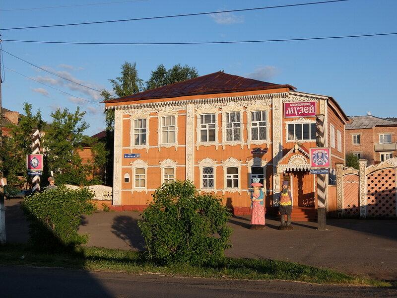 Мариинск - Краеведческий музей