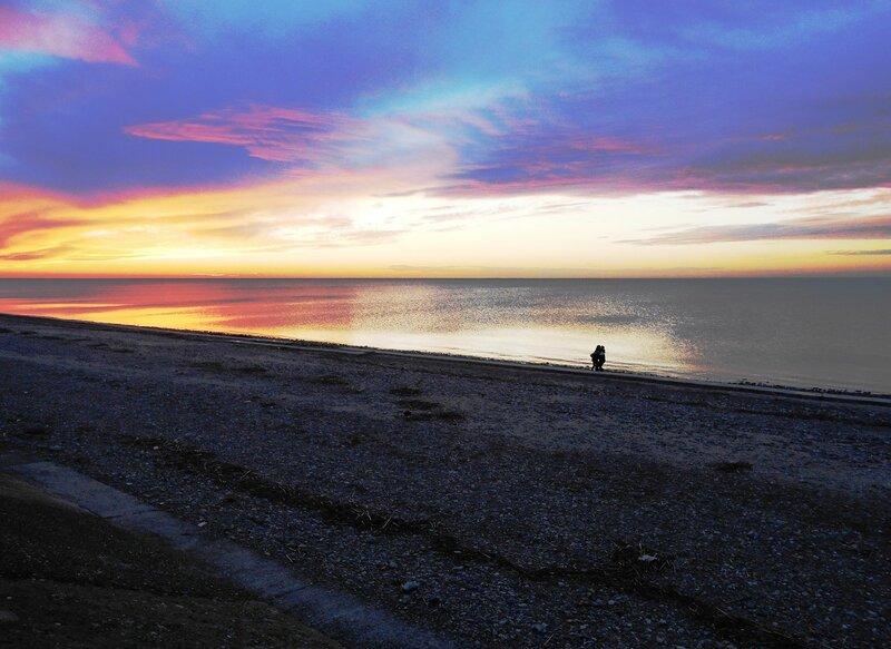 У моря, зимой... на пляже ... DSCN3445.JPG