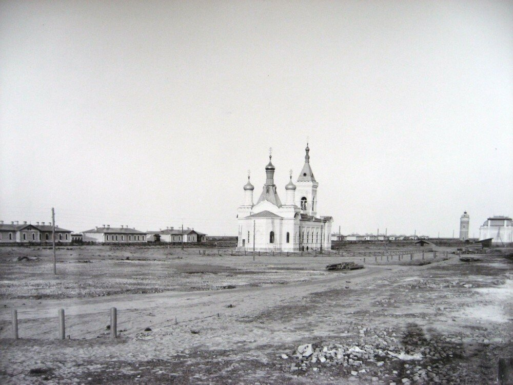 03. Общий вид станции Казалинск