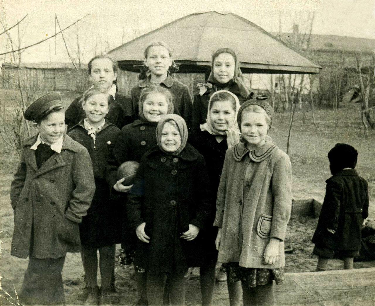 1956. Дети нашего двора