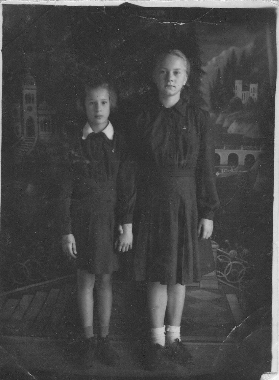 1948. Детский дом