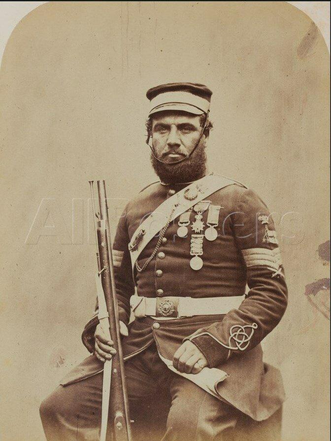 Сержант Дж Стэнтон, Королевский сапер