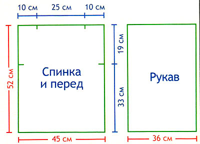 схема вязания ажурной кофточки