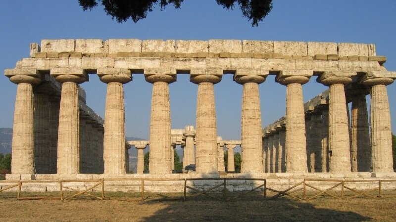 Храм Геры I