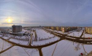 Город света город, Чебоксары, HDR, свет, панорама, HDR