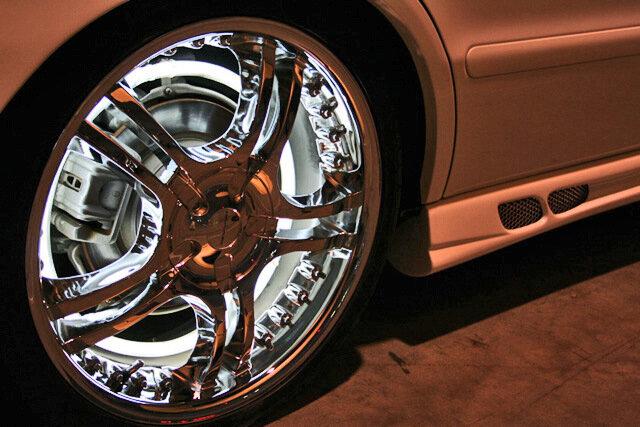 красивые колесные диски фото