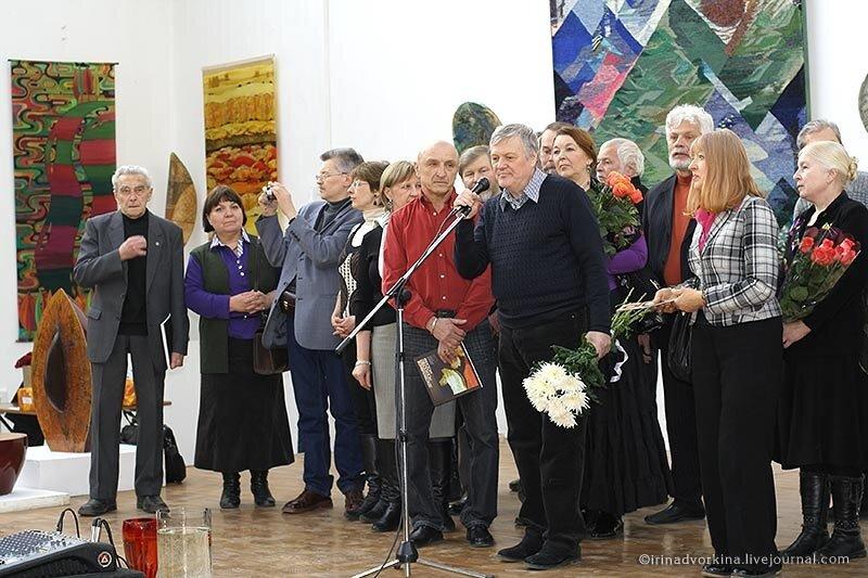 «Декоративное искусство Москвы»