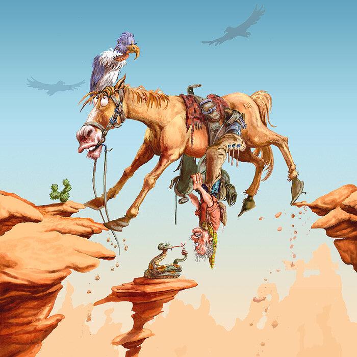 Смешные рисунки от Nate Оwens