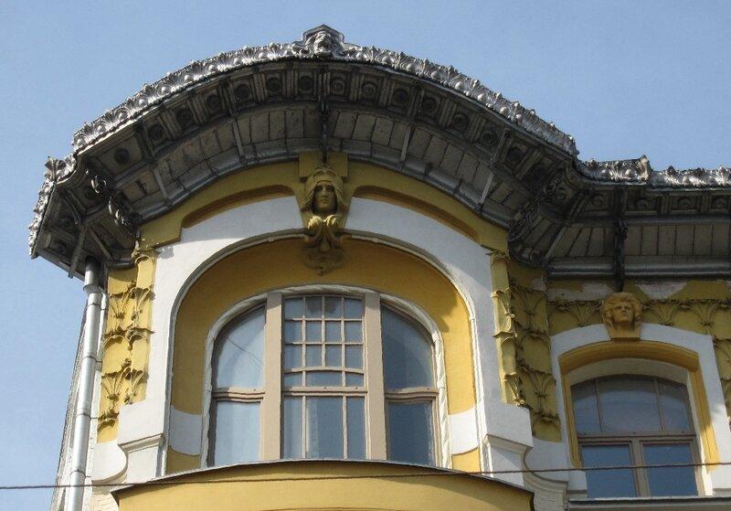 Доходный дом И.П. Исакова