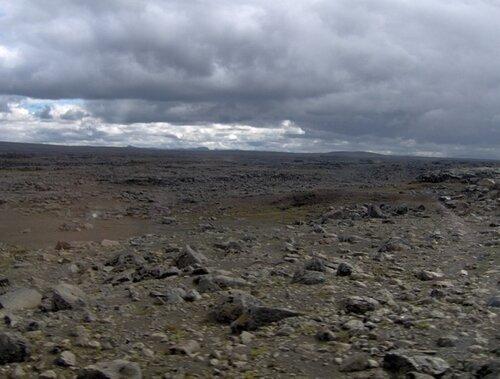 Пепел Исландии