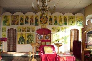 Храм села Бояркино
