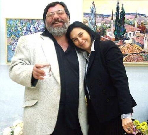 Игорь Лысенко и Светлана Бакаева