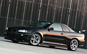 Nissan Skyline GT-R Vspec II Nur