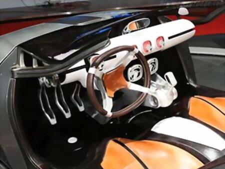 Bertone Barchetta концепткар 2007
