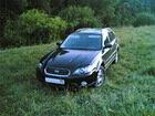 покорён внешностью Subaru Outback