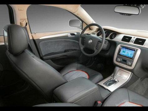 Buick Lucern на SEMA