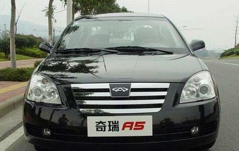 Ай-яй-яй, китайский автопром