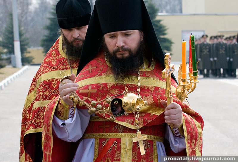 Батюшка Феофан (Замесов) и Отец Георгий (Мураново)