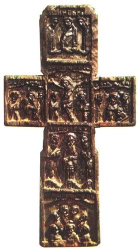 Крест с распятием XVI в