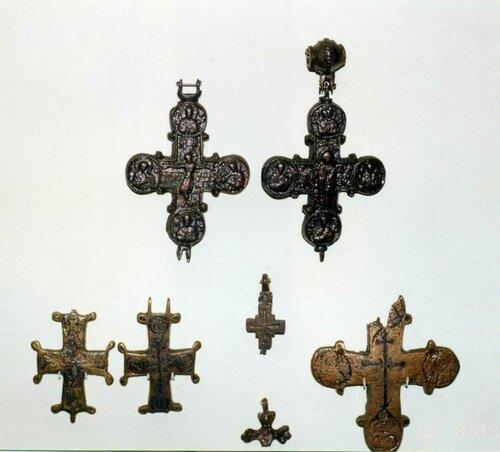Русские кресты