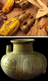 Шоколад 3000 лет спустя