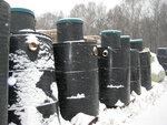 Септики Альта зимой 2008
