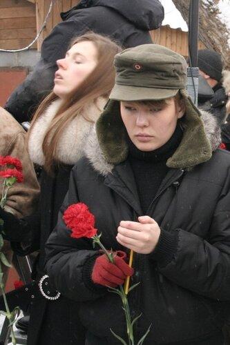 2. Похороны Юрия Червочкина. Фото А.Карпюк/Грани.Ру