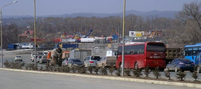Дороги АТЭС - трасса М60 (48 ФОТО)