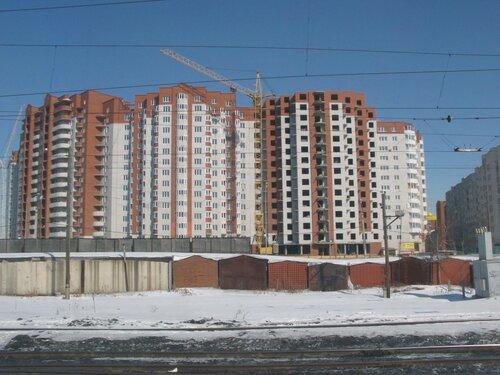 новые дома в Тюмени