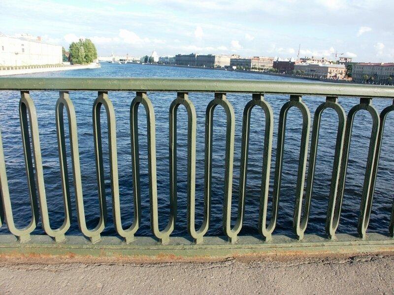 решетка николаевского моста в спб фото раздел фотокниги любой