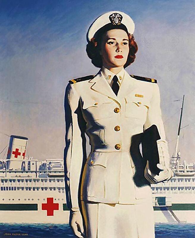 Военные агитационные плакаты