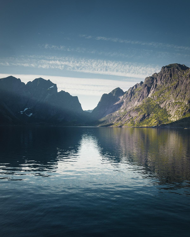 Норвежские пейзажи Стефа Коцила