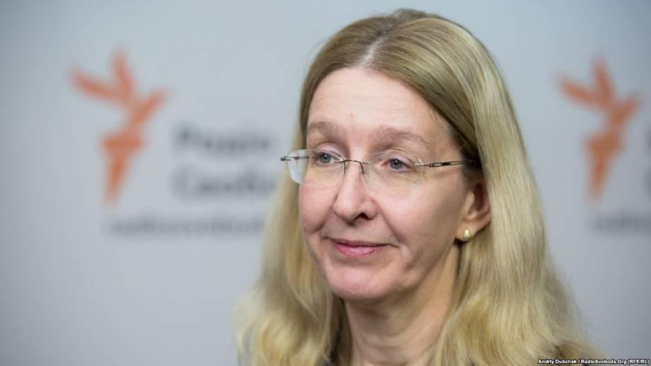 Супрун: статус «исполняющего обязанности» не влияет на реформу, МЗ имеет поддержку президента