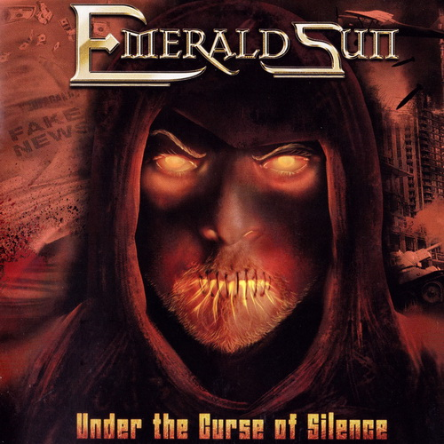 Emerald Sun - 2018 - Under The Curse Of Silence [Fastball, FB18C2324, Germany]