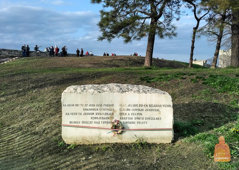 Памятный знак победы над турецким войском