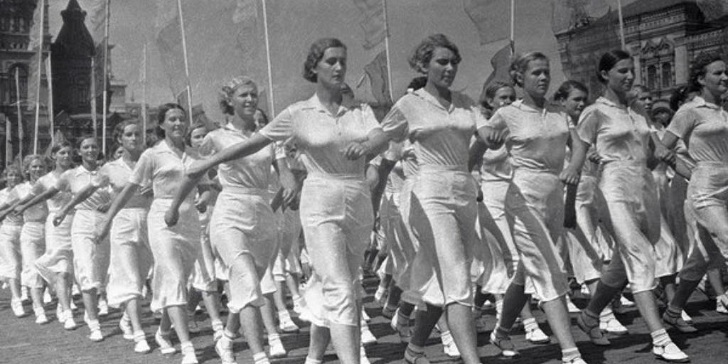 женщины женщины советского времени СССР