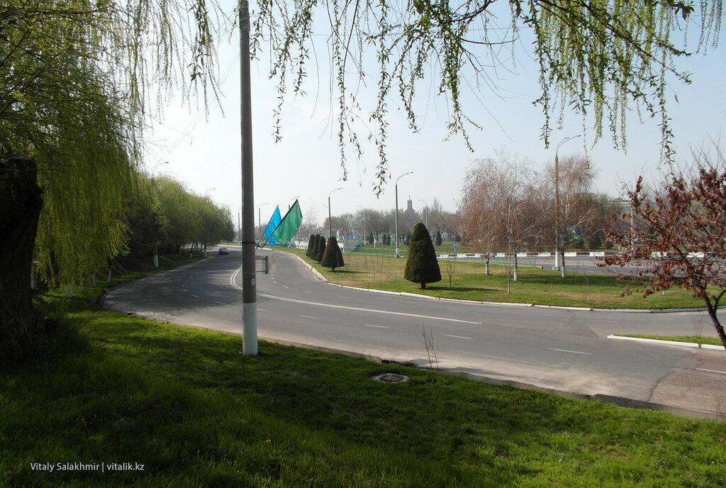 Улица Хамидуллы Арипова, Ташкент
