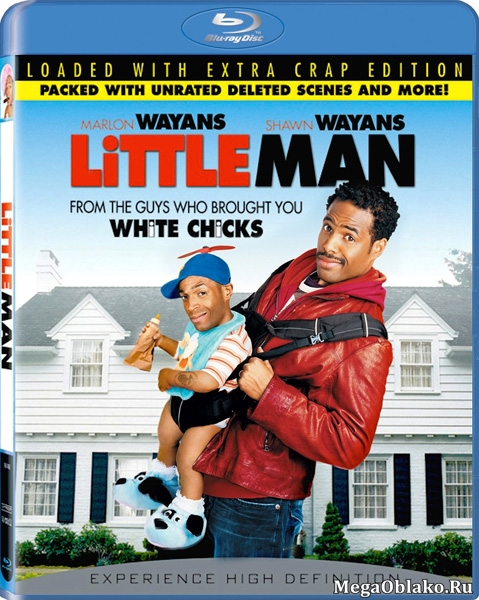 Шалун / Little Man (2006/BDRip/HDRip)
