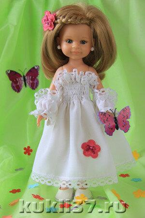 бальное платье для Паолы Рейна