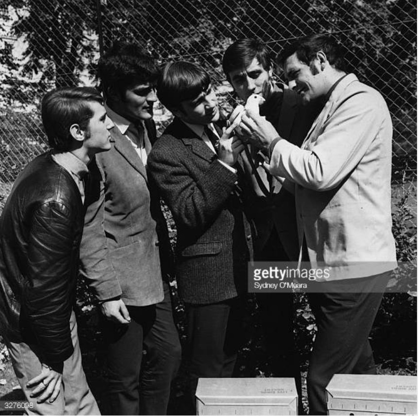 1964. «The Moody Blues»