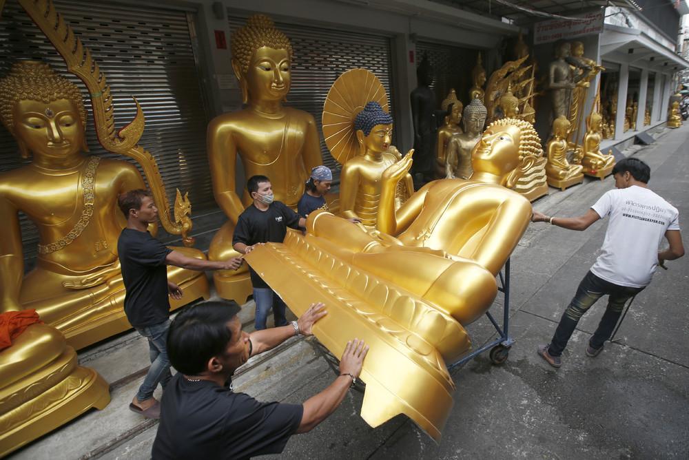 Интересные фото из Таиланда