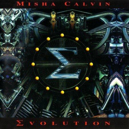 (Melodic Hard Rock) Misha Calvin - Дискография - 1993-1998 - (3 Альбома), MP3, 320 kbps